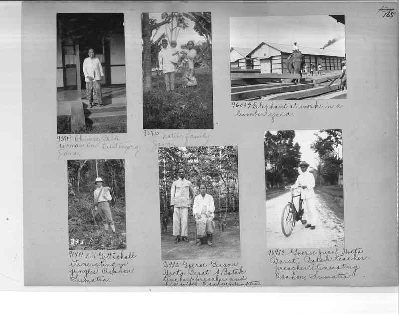 Mission Photograph Album - Malaysia #6 page 0165