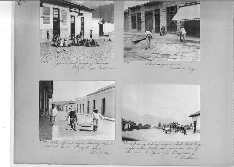 Mission Photograph Album - Panama #04 page 0082