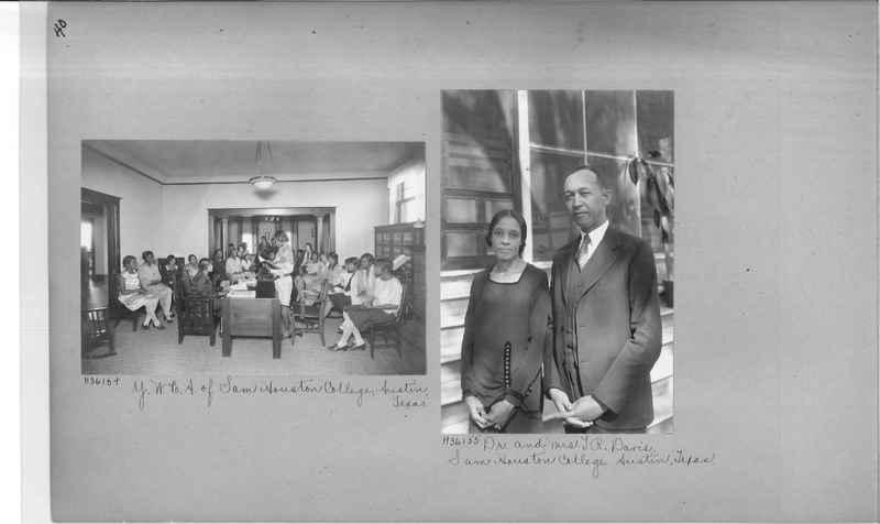 Mission Photograph Album - Negro #5 page 0040