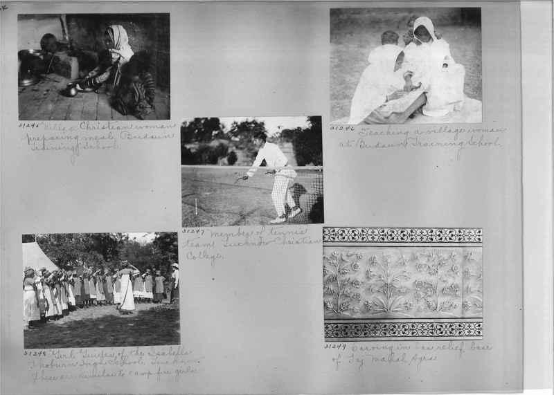 Mission Photograph Album - India #05_0034