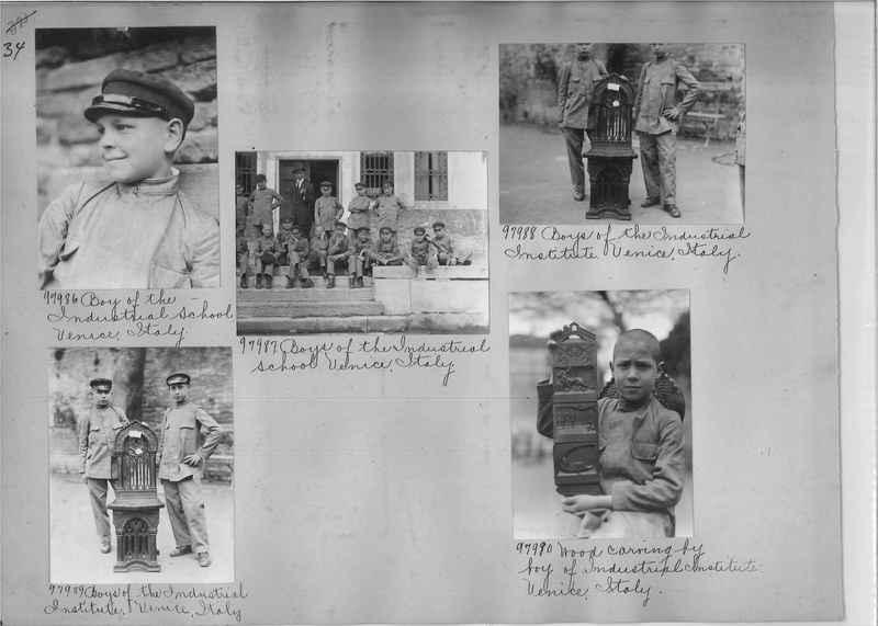 Mission Photograph Album - Europe #09 Page 0034