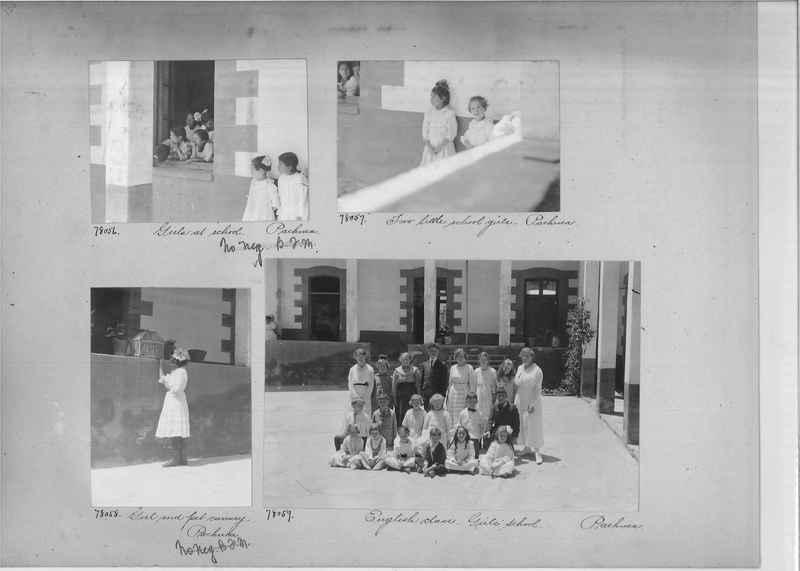 Mission Photograph Album - Mexico #05 page 0150