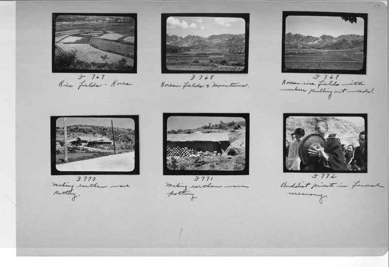 Mission Photograph Album - Korea #6 page 0019