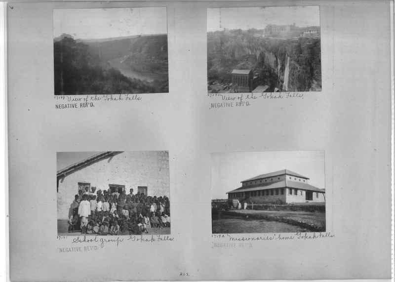 Mission Photograph Album - India #10 Page 0006