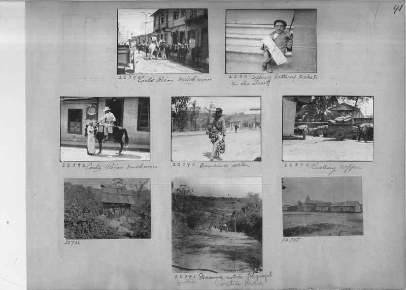 Mission Photograph Album - Panama #02 page 0041