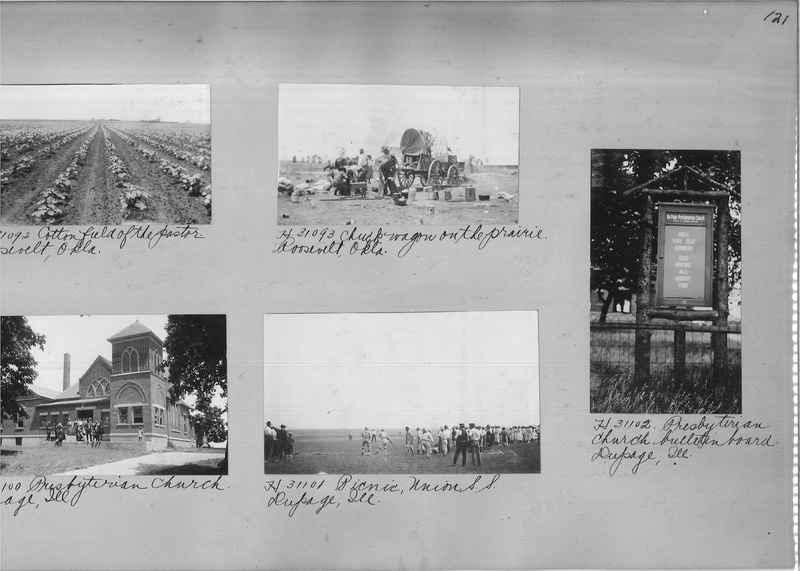 Mission Photograph Album - Rural #06 Page_0121