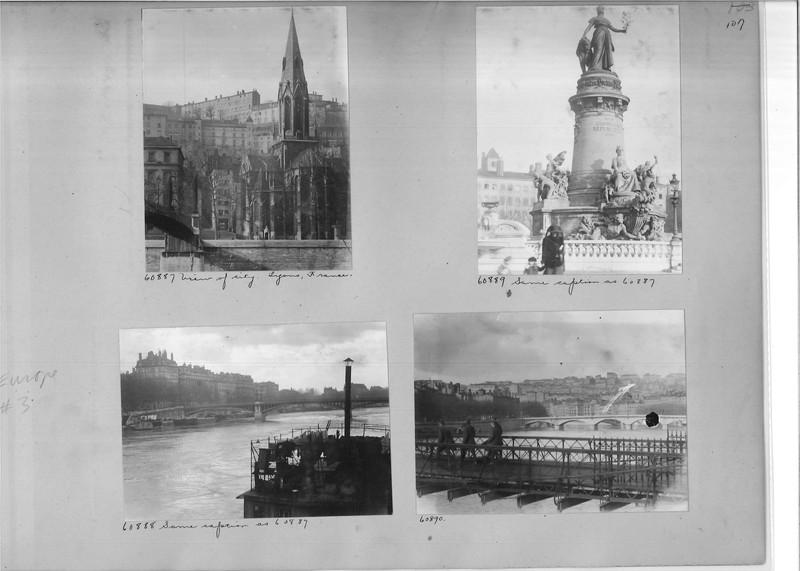 Mission Photograph Album - Europe #03 Page 0107