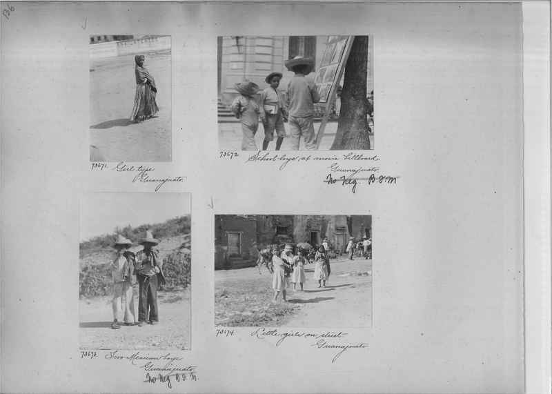 Mission Photograph Album - Mexico #04 page 0136