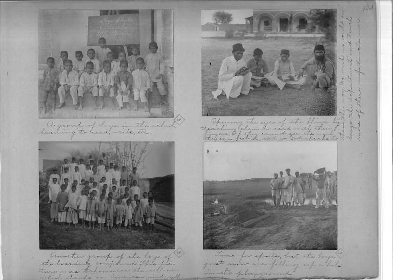 Mission Photograph Album - India - O.P. #02 Page 0121