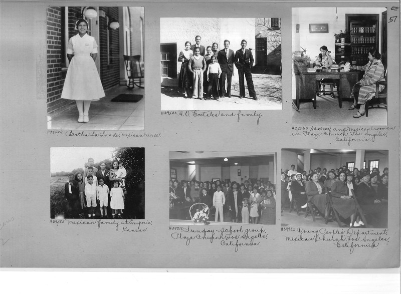 Mission Photograph Album - Latin America #2 page 0057