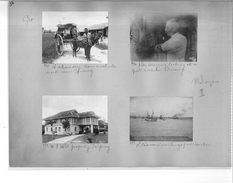 Mission Photograph Album - Malaysia #1 page 0056