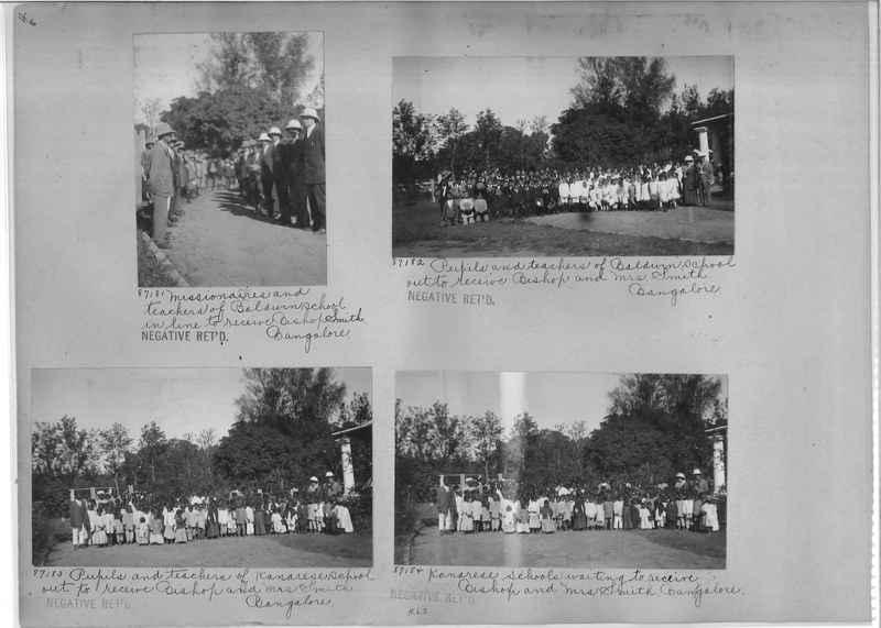Mission Photograph Album - India #10 Page 0004