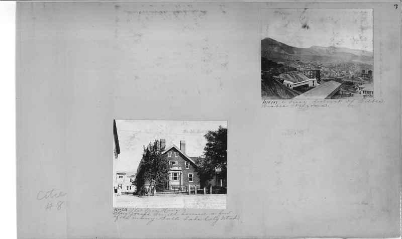 Mission Photograph Album - Cities #8 page 0007