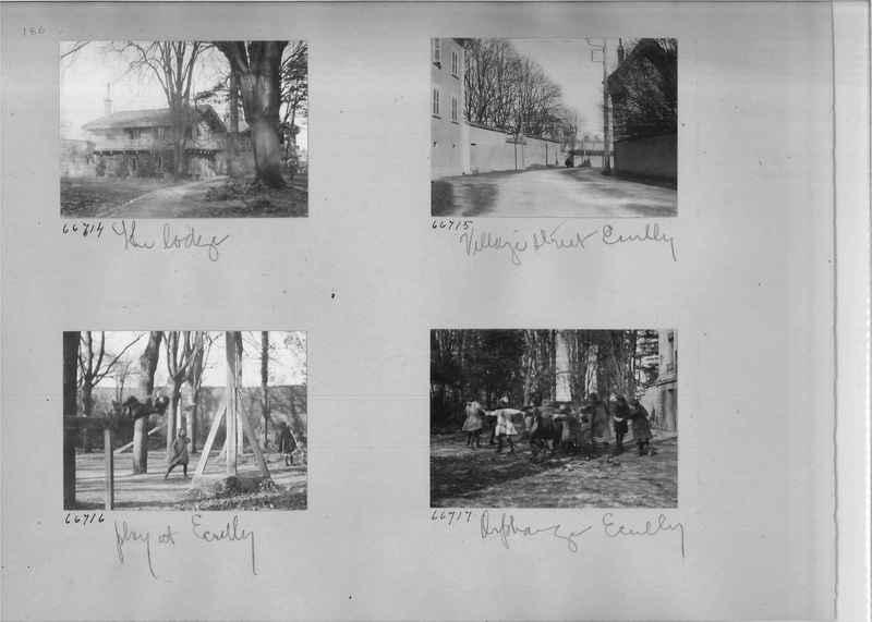 Mission Photograph Album - Europe #05 Page 0186