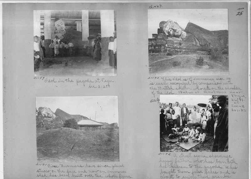 Mission Photograph Album - Burma #1 page 0025