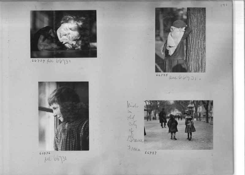Mission Photograph Album - Europe #05 Page 0191