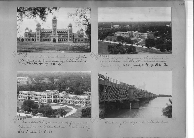 Mission Photograph Album - India - O.P. #02 Page 0123
