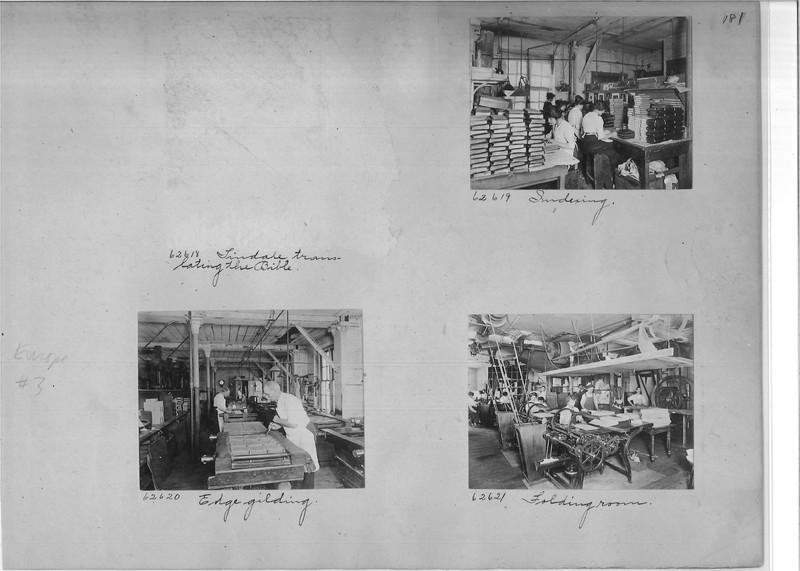Mission Photograph Album - Europe #03 Page 0181