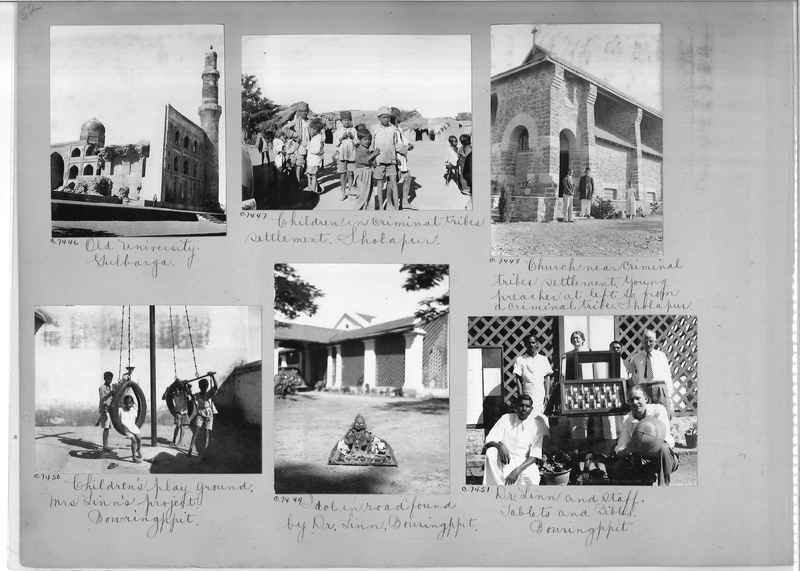 Mission Photograph Album - India #13 Page 0052