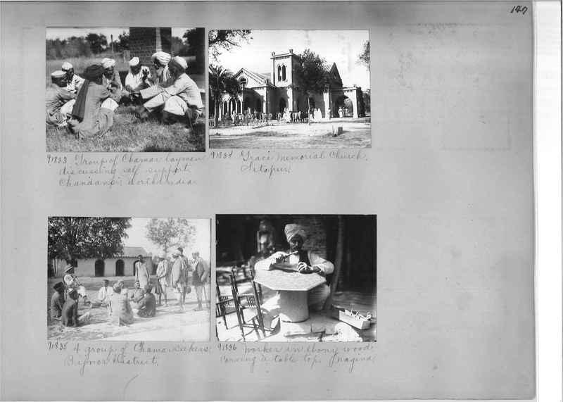Mission Photograph Album - India #10 Page 0147