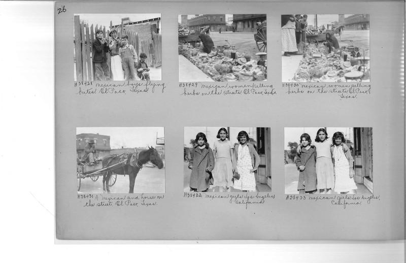 Mission Photograph Album - Latin America #2 page 0026