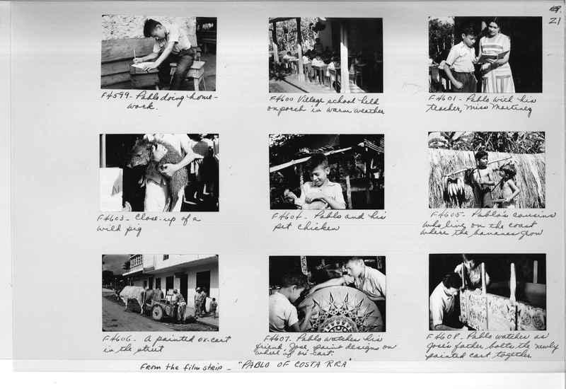 Mission Photograph Album - Panama #05 page 0021
