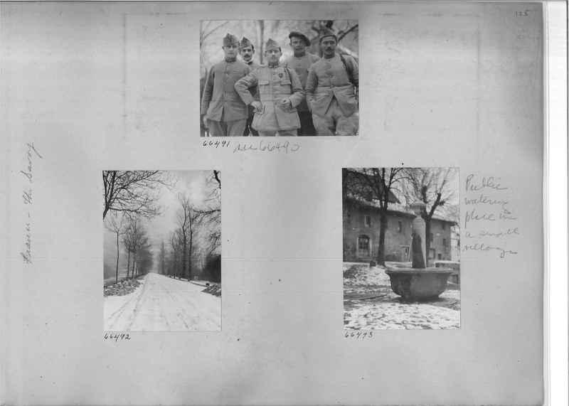 Mission Photograph Album - Europe #05 Page 0125