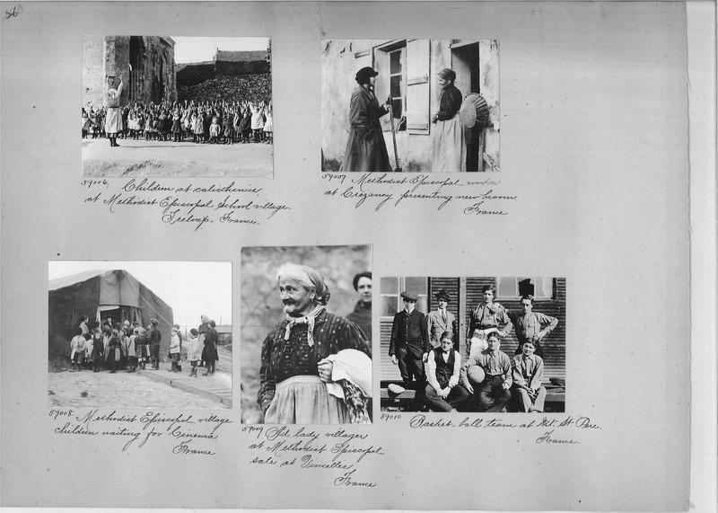 Mission Photograph Album - Europe #03 Page 0026