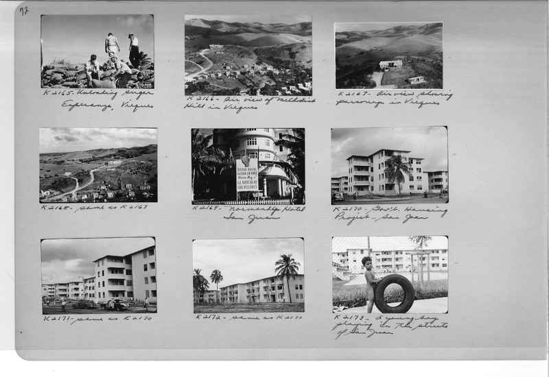 Mission Photogragh Album - Puerto Rico #4 page 0072