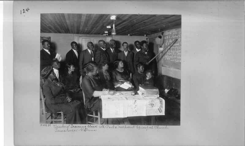 Mission Photograph Album - Negro #4 page 0124