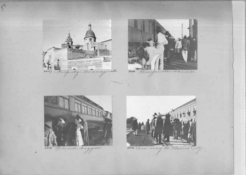 Mission Photograph Album - Mexico #04 page 0054