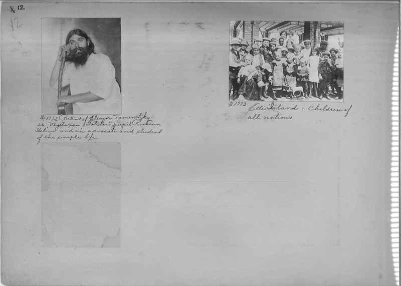 Mission Photograph Album - Miscellaneous #01 Page_0012