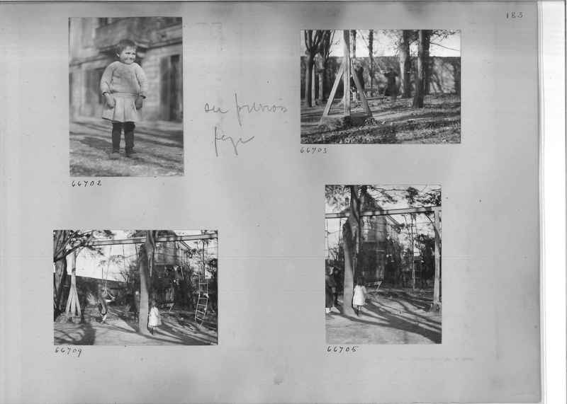 Mission Photograph Album - Europe #05 Page 0183