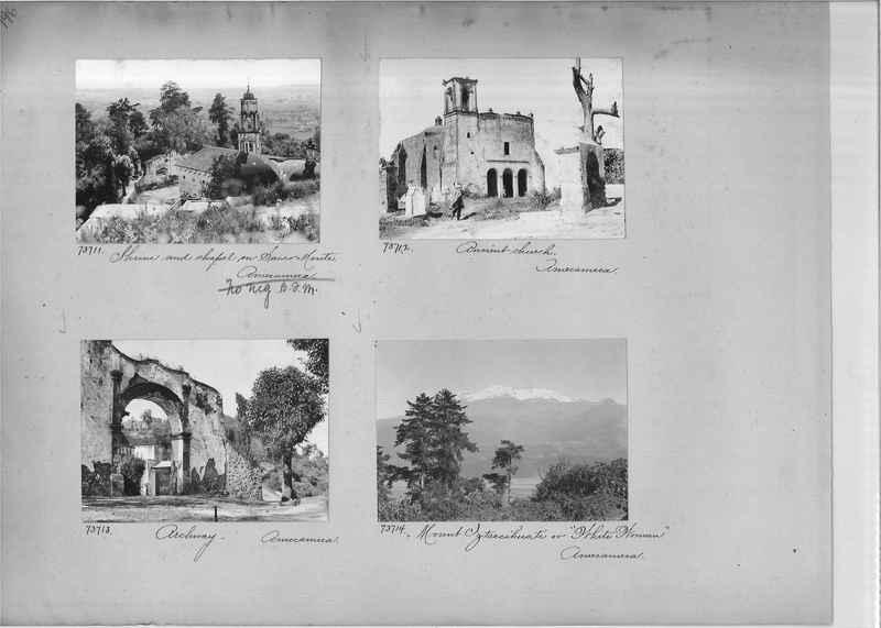 Mission Photograph Album - Mexico #04 page 0146