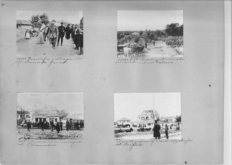 Mission Photograph Album - Europe #03 Page 0002