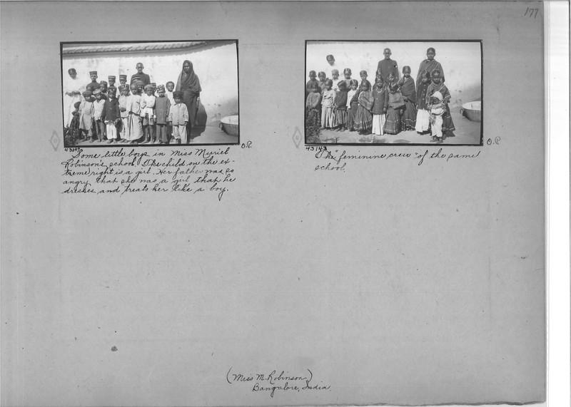 Mission Photograph Album - India - O.P. #02 Page 0177
