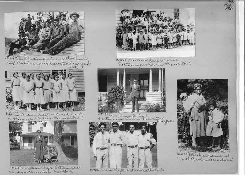 Mission Photograph Album - Indians #2 page_0195