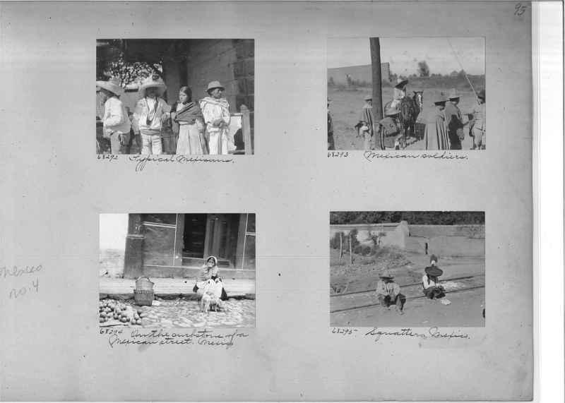 Mission Photograph Album - Mexico #04 page 0095