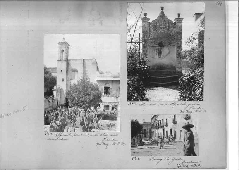 Mission Photograph Album - Mexico #05 page 0161