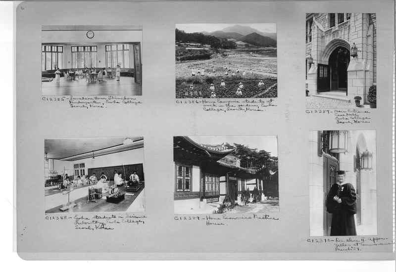 Mission Photograph Album - Korea #6 page 0006