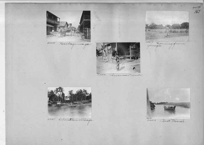 Mission Photograph Album - Burma #1 page 0167