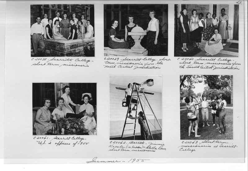 Mission Photograph Album - Portraits #09 Page 0043