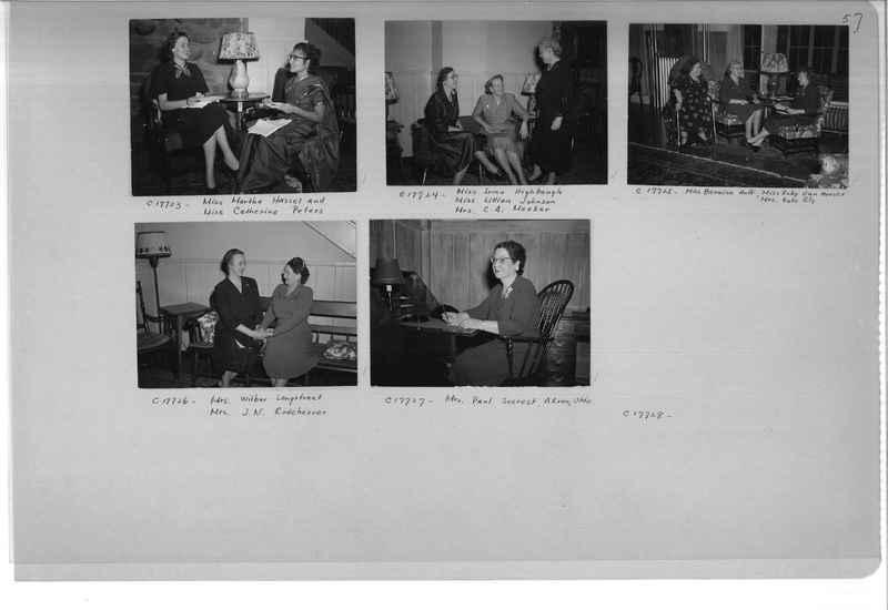 Mission Photograph Album - Portraits #13 Page 0057
