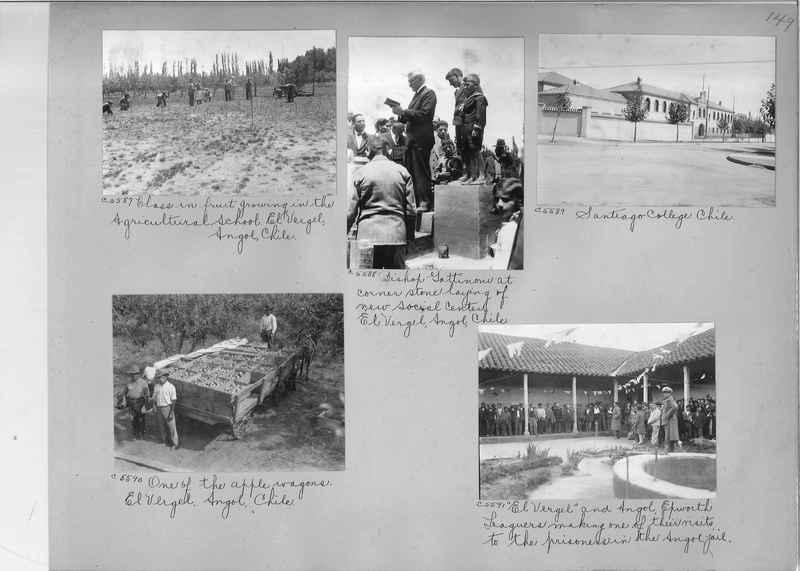 Misson Photograph Album - South America #8 page 0149