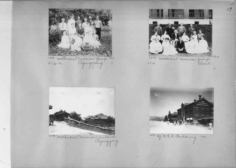 Mission Photograph Album - Korea #1 page 0019