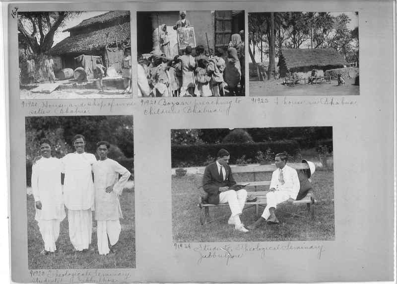 Mission Photograph Album - India #10 Page 0162