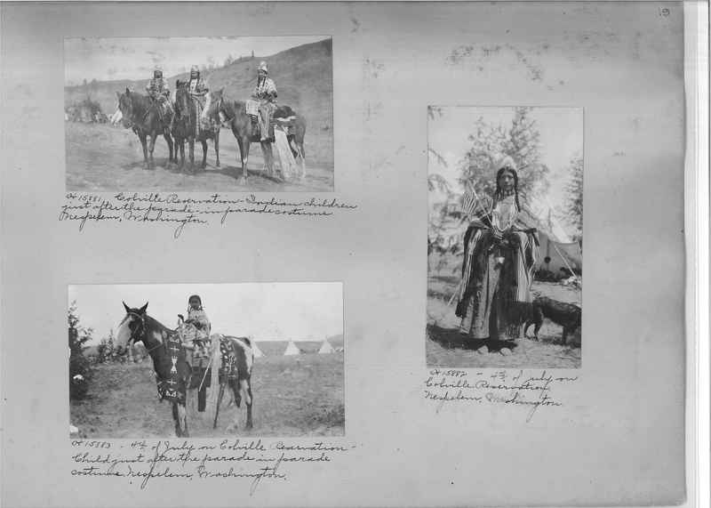 Mission Photograph Album - Indians #2 page_0019
