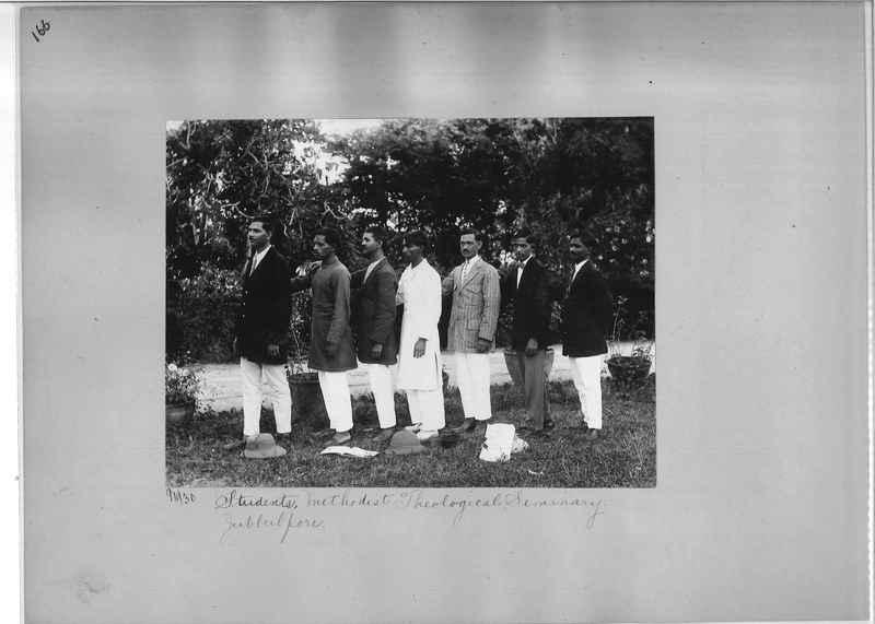 Mission Photograph Album - India #10 Page 0166
