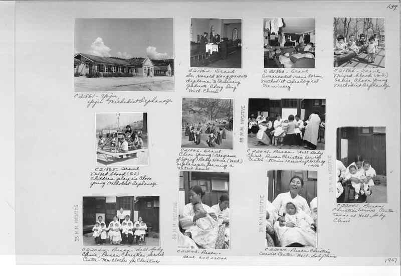 Mission Photograph Album - Korea #6 page 0139
