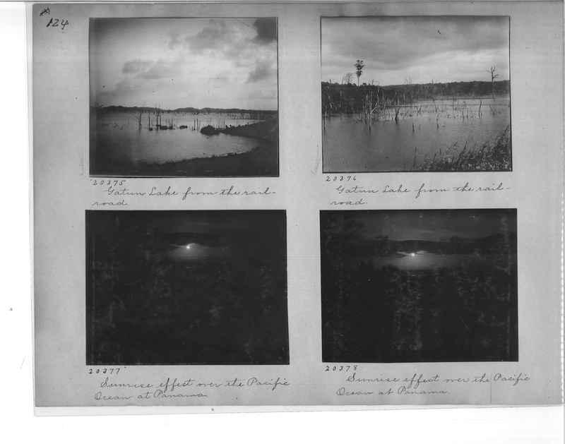 Mission Photograph Album - Panama #1 page  0124